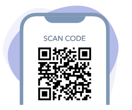 QR code to scan