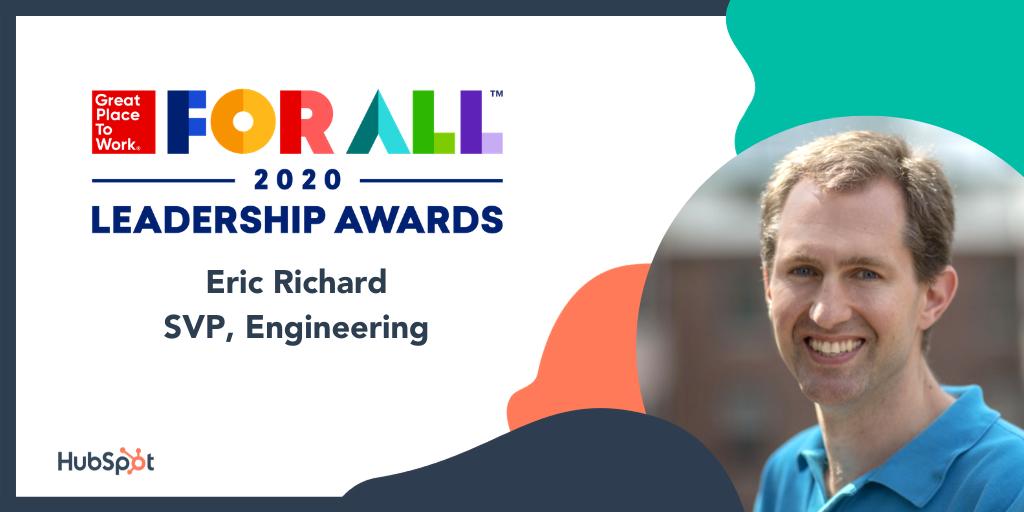 Copy of TW - Eric Richard GPTW Leaders Award